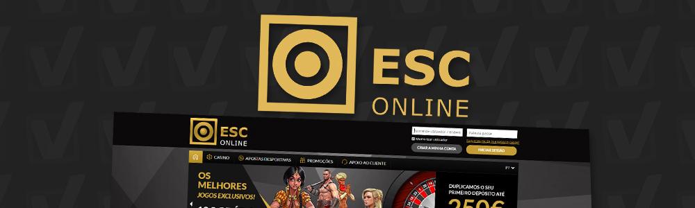 apostas ESC Online