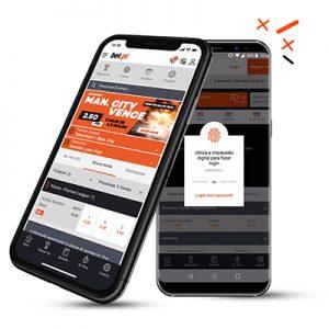Bet.pt App e Mobile